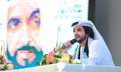 "AAU Students Promote Culture of Tolerance in ""Zayed Heritage Festival"""