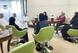 College of Education visits to raise awareness of the psychologist role